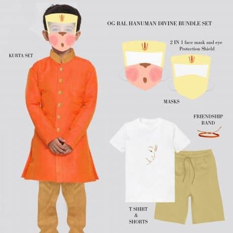 Super Saver Bal Hanuman Divine Bundle – (OGSPFMS_006)